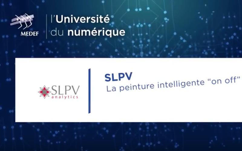@SLPV #BTP #PeintureIntelligente #Electricité